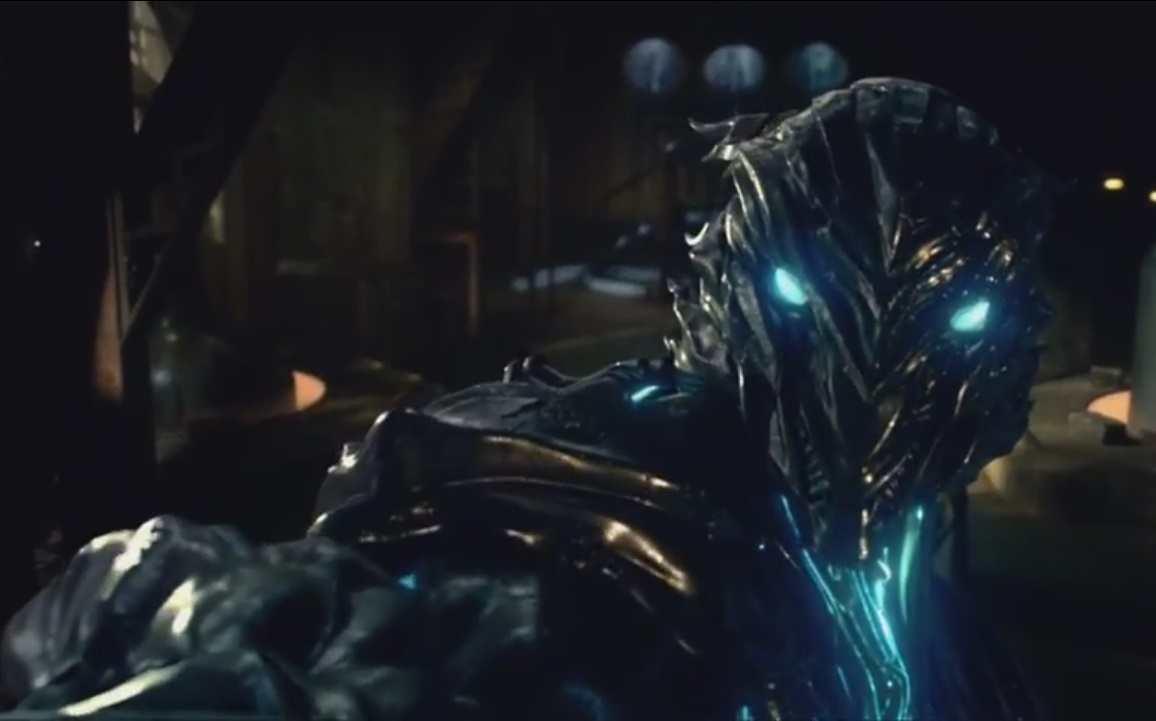 God of Speed đẹp và ngầu, nhanh hơn cả định nghĩa nhanh của Barry mấy chục lần