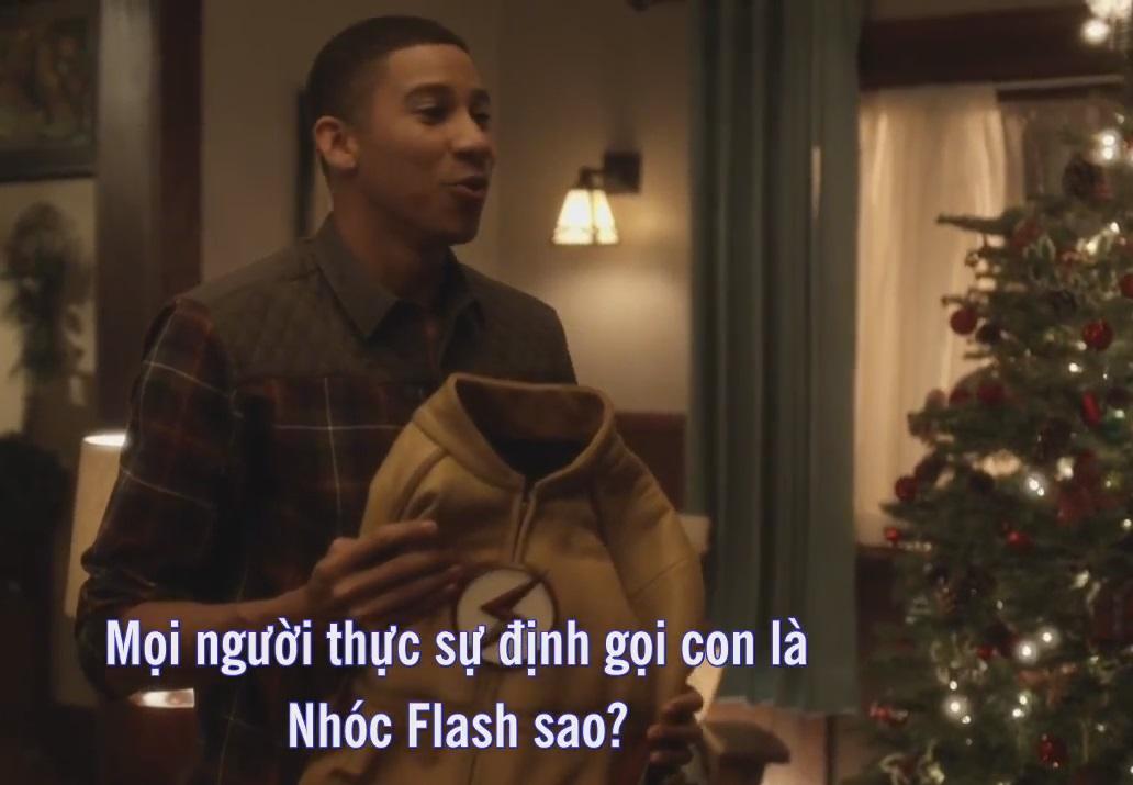 Quà Giáng Sinh của Wally