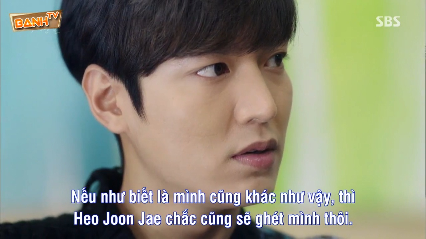 Joon Jae đã nghe được tiếng trong lòng của Chung
